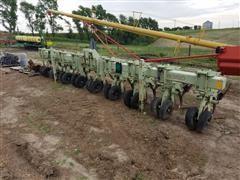 Orthman 8350 8R30W 3-Pt Cultivator
