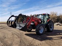 2011 Case IH Maxxum 140 MFWD Tractor