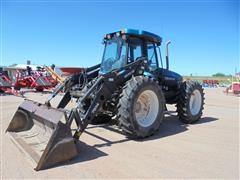 1999 New Holland TV140 4WD Bi-Directional Tractor