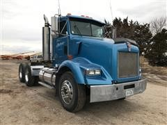 1993 Kenworth T-450 T/A Day Cab Truck Tractor