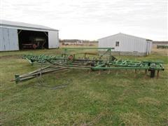 1980 John Deere 1000 Double Fold Field Cultivator