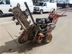 2006 DitchWitch 1330 Walk-Behind Trencher