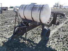 Continental 300 Gallon Spray Tank & Trailer