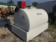 2018 AM-Tank 800 Fuel Tank W/ Containment