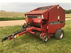Case IH 8480 Soft Core Round Baler