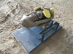 Allison T63-A-700 Gas Turbine Engine