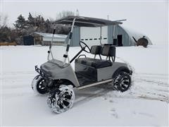 Club Car DS Lifted Golf Cart