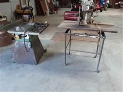 Craftsman Radial Arm Saw & Table Saw