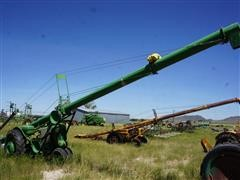 "Minneapolis-Moline ZTX 10""X40' Tractor-Mounted Auger"