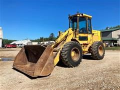 John Deere 544D 4x4 Wheel Loader