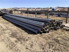 Galvanized Steel Irrigation Pipe