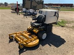 2010 Walker MDDGHS Zero-Turn Mower With Attachments