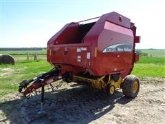 2005 New Holland BR780 Big Round Baler Net/Twine Tie