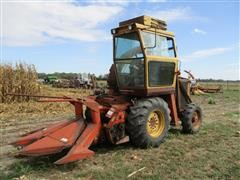 1979 Fox 6350 FWD Self Propelled Forage Harvester