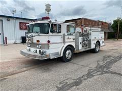 1975 American LaFrance Fire Truck