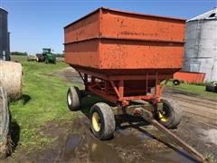 Gravity Flow Grain Wagon