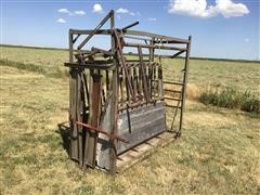 Filson Cattle Squeeze Chute