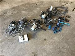 Rawson Hydraulic Drive Motors Planter Parts