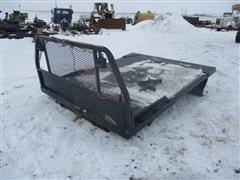 1996 Triple C Hydra-Bed Flatbed