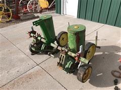 John Deere 71 2 Row Planter
