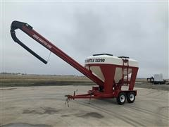 Norwood SS290 T/A Seed Tender