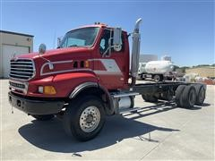 2005 Sterling LT9500 T/A Cab & Chassis