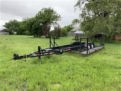 2009 B-B T/A Sprayer Trailer