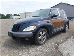 2002 Chrysler PT Cruiser 4 Door Sedan