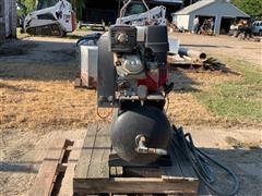 American Industrial Portable Air Compressor