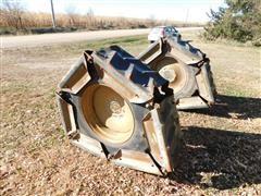 Agri Trac Pivot Tires, Rims And Agri Tracs