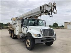 2006 International 7400 T/A 6x4 Digger Truck