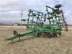 2001 John Deere 680 Field Cultivator