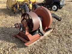 Spitz Foundry Gravel Pump