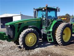 2007 John Deere 8130 MFWD Tractor