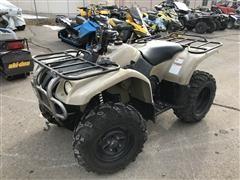 2001 Yamaha Kodiak 400 4x4 ATV