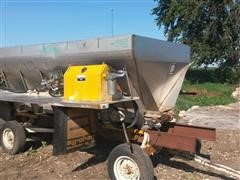 Doyle Dry Fert/Lime Spreader Box