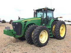 2007 John Deere 8530 MFWD Tractor