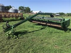 John Deere 240 Windrower