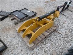 2014 Gentec Hydraulic Excavator Thumb