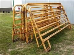 Sioux Steel Cattle Steel Gates
