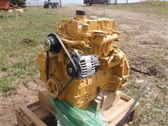 Caterpillar 3024 C 50 HP Inline 4 Cylinder Diesel Engine