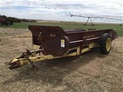 New Holland 516 S PTO Drive Manure Spreader