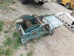 Braden Cable Winch