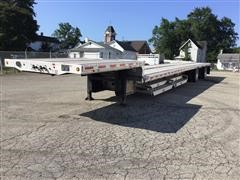 2012 Benson T/A Drop Deck Trailer