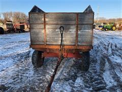 Heider Grain/Silage Wagon