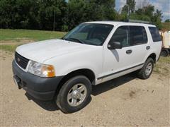 2005 Ford Explorer XLS/XLS Sport 4x4 SUV
