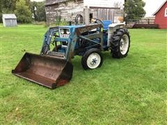1977 Ford 1600 Ford 1600 Utility Tractor/Loader