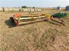 New Holland Haybine 496 Windrower