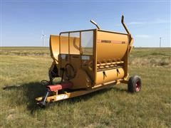 DuraTech 2650 HayBuster Round Bale Processor