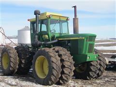 John Deere 7520 Tractor